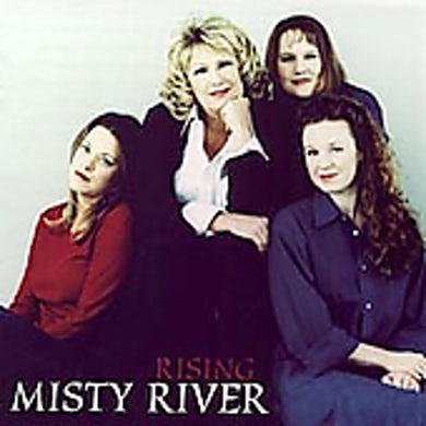 Misty River RISING CD