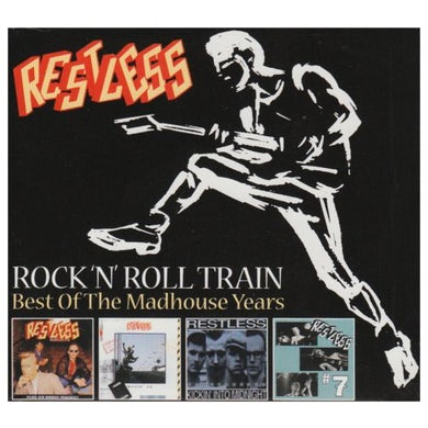 RESTLESS ROCK 'N' ROLL TRAIN CD