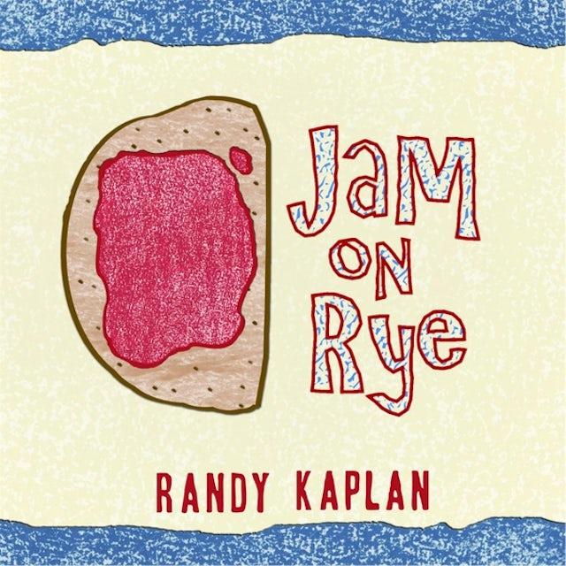 Randy Kaplan JAM ON RYE CD