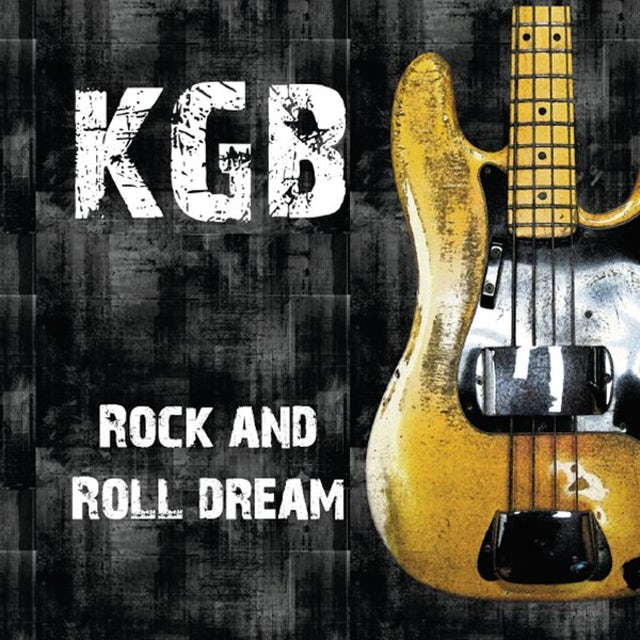 Kgb ROCK AND ROLL DREAM CD