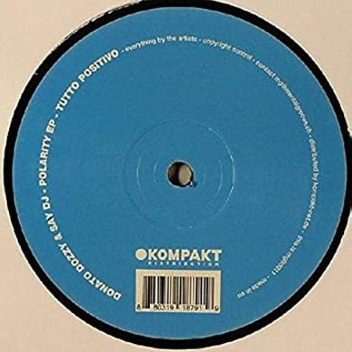 Donato / Say Dj Dozzy POLARITY (EP) Vinyl Record