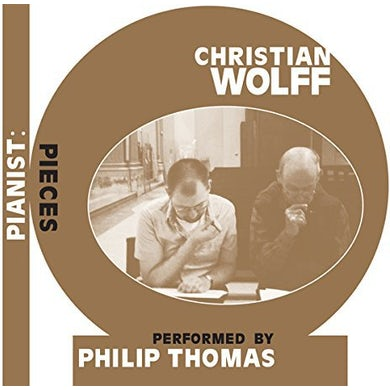 Christian Wolff PIANIST: PIECES CD