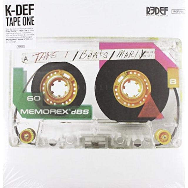K-Def TAPE ONE Vinyl Record