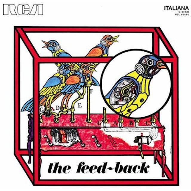 Ennio Morricone FEED-BACK CD