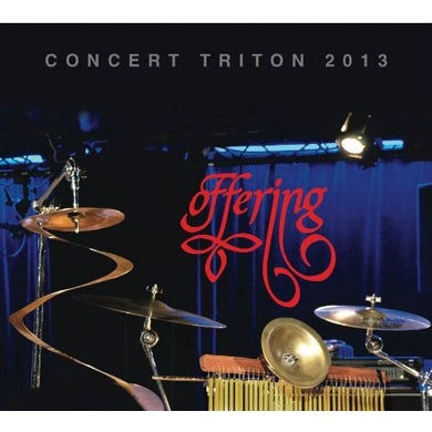 Offering CONCERT TRITON 2013 CD