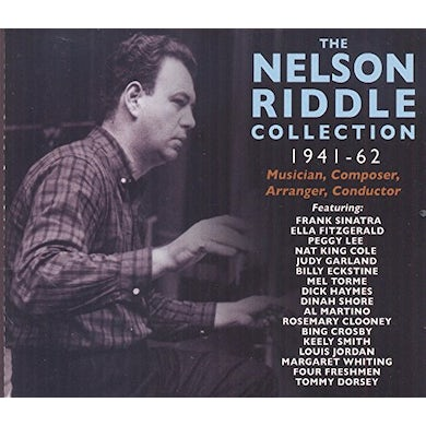 Nelson Riddle COLLECTION 1941-62 CD