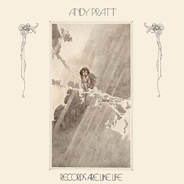 Andy Pratt RECORDS ARE LIKE LIFE CD