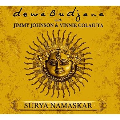 Dewa Budjana SURYA NAMASKAR Vinyl Record
