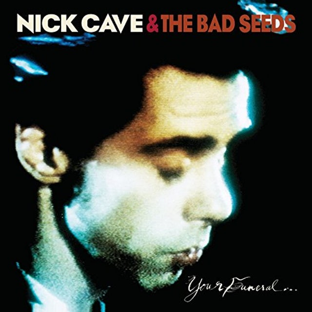 Nick Cave & The Bad Seeds YOUR FUNERAL: MY TRIAL CD