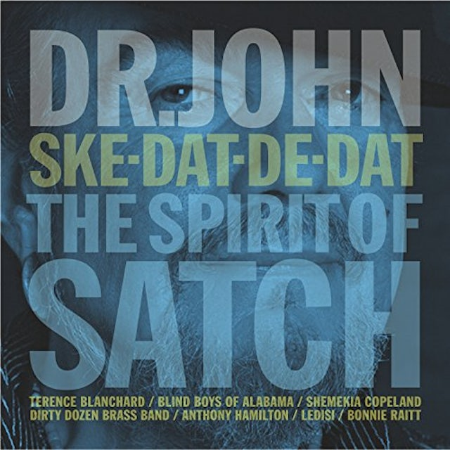 Dr. John SKE-DAT-DE-DAT: SPIRIT OF SATCH CD