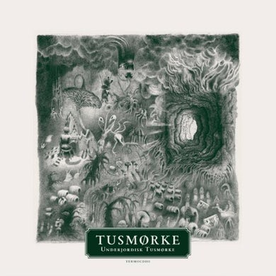 Tusmorke UNDERJORDISK TUSM Vinyl Record