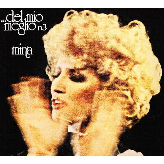 Mina DEL MIO MEGLIO NO 3 CD