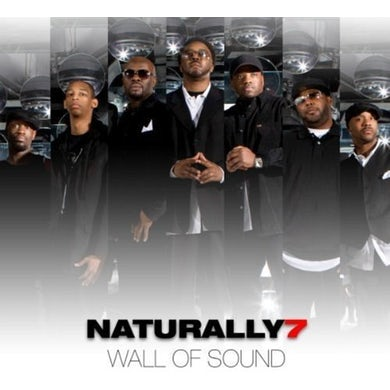 Naturally 7 WALL OF SOUND CD