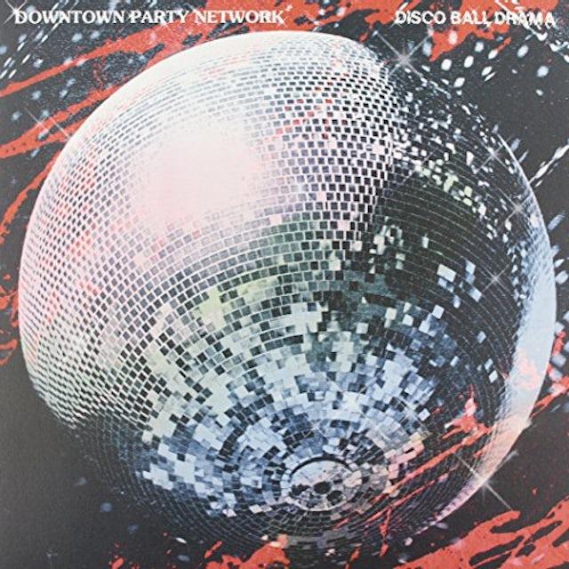 Downtown Party Network DISCO BALL DRAMA Vinyl Record