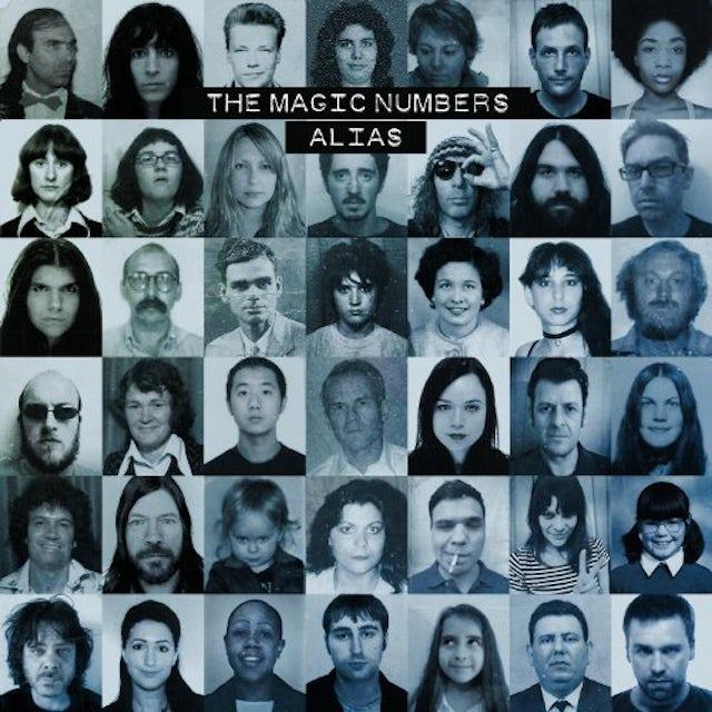 Magic Numbers ALIAS CD