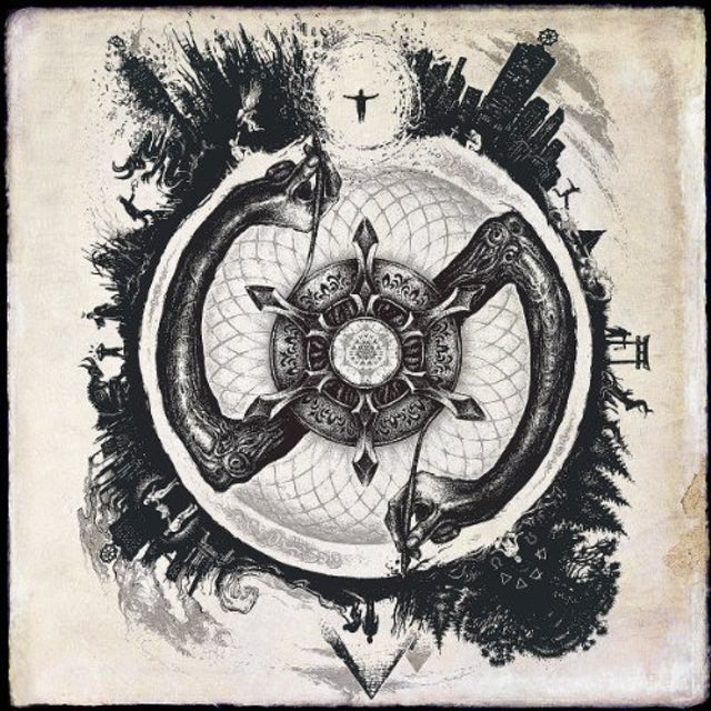 Monuments AMANUENSIS Vinyl Record - UK Release