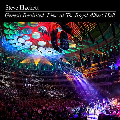Steve Hackett GENESIS REVISITED-LIVE AT THE ROYAL ALBERT HALL CD