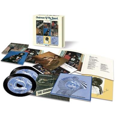 Chairmen Of The Board COMPLETE INVICTUS STUDIO RECORDINGS: 1969 -78 CD