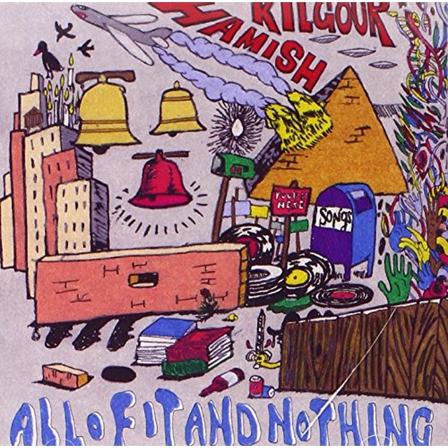 Hamish Kilgour ALL OF IT & NOTHING CD