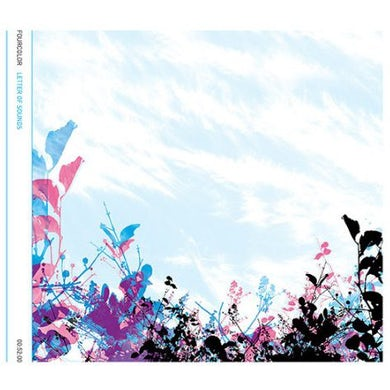 Fourcolor LETTER OF SOUNDS CD