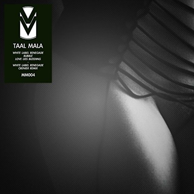 Taal Mala WHITE LABEL RENEGADE Vinyl Record