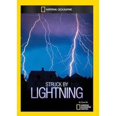 STRUCK BY LIGHTNING DVD