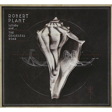 Robert Plant LULLABY & THE CEASELESS ROAR CD