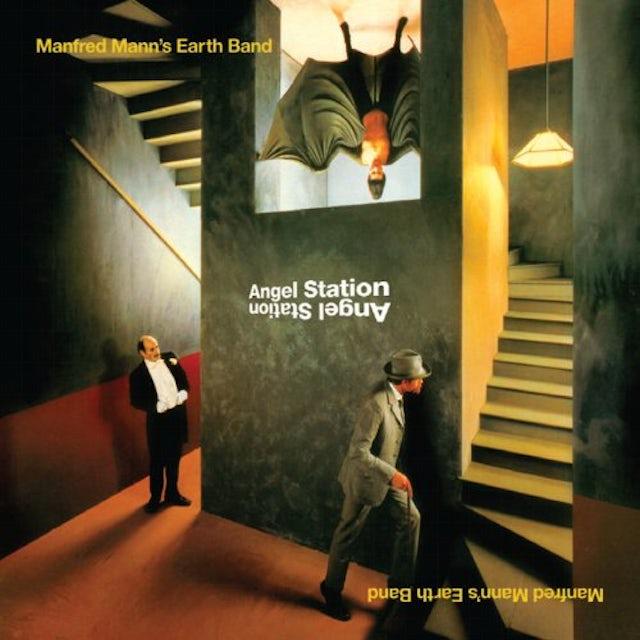 Manfred Mann'S Earth Band ANGEL STATION CD