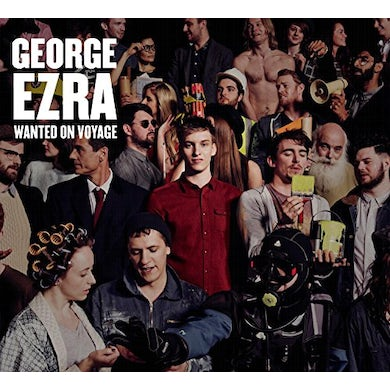 George Ezra WANTED ON VOYAGE: DELUXE EDITION CD