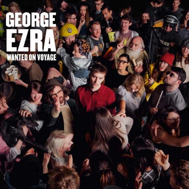 George Ezra WANTED ON VOYAGE Vinyl Record