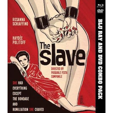 SLAVE Blu-ray