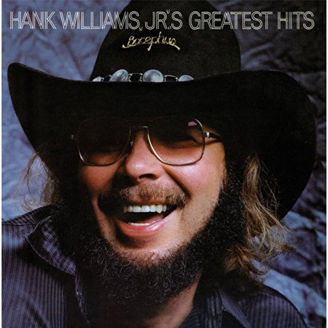 Hank Williams, Jr. GREATEST HITS 1 Vinyl Record