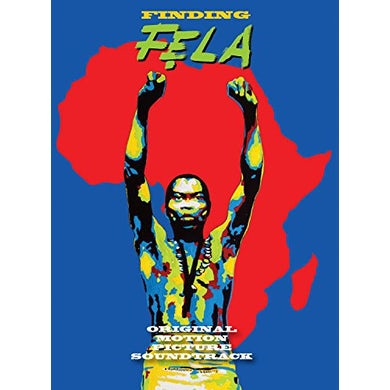 Fela Kuti FINDING FELA: Original Soundtrack CD