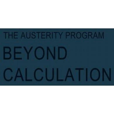 Austerity Program BEYOND CALCULATION CD