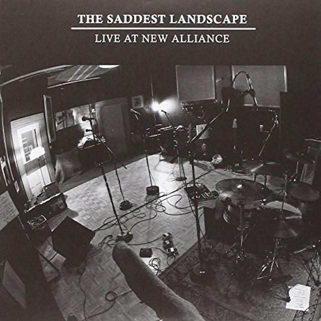 The Saddest Landscape LIVE AT NEW ALLIANCE EAST Vinyl Record