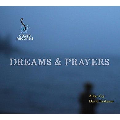 David Krakauer DREAMS & PRAYERS CD