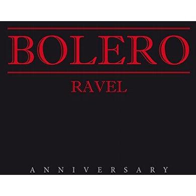 Ravel BOLERO ANNIVERSARY CD