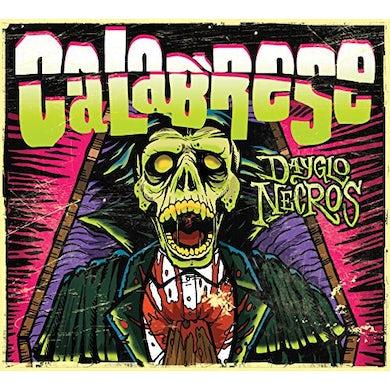 Calabrese DAYGLO NECROS Vinyl Record - Purple Vinyl
