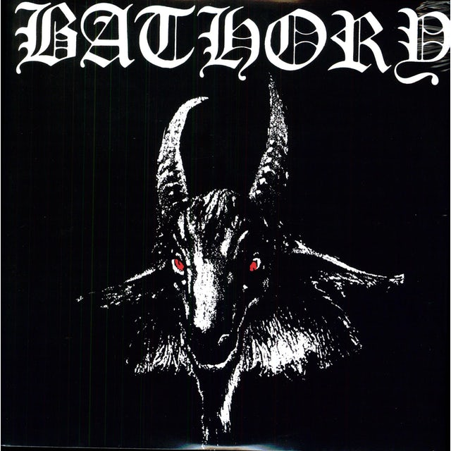 Bathory Vinyl Record