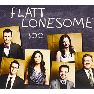 Flatt Lonesome TOO CD