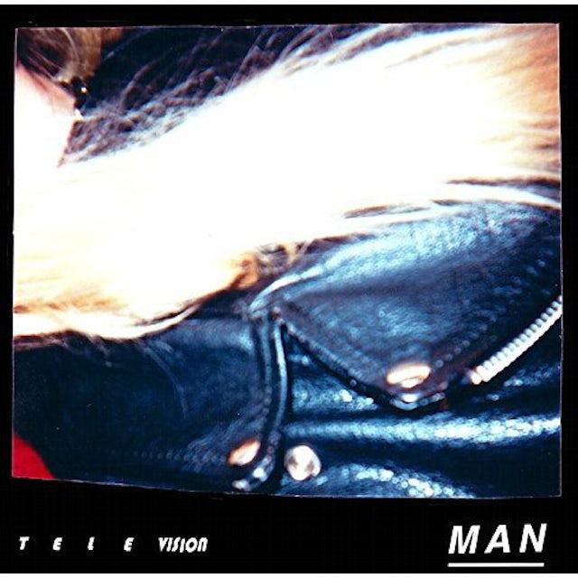 Naomi Punk TELEVISION MAN Vinyl Record