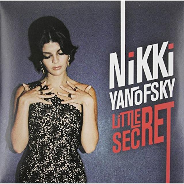 Nikki Yanofsky LITTLE SECRET Vinyl Record