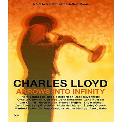 Charles Lloyd ARROWS INTO INFINITY Blu-ray