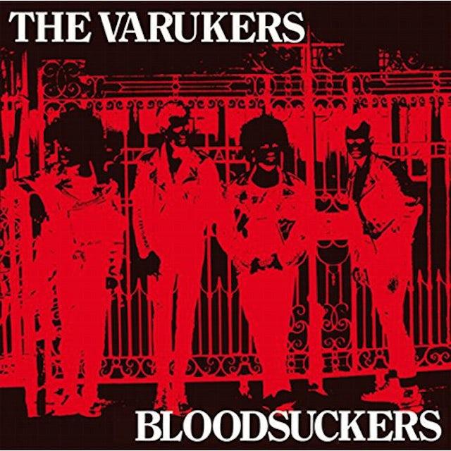 The Varukers BLOODSUCKERS Vinyl Record