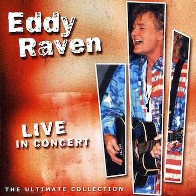 Eddy Raven LIVE IN CONCERT CD