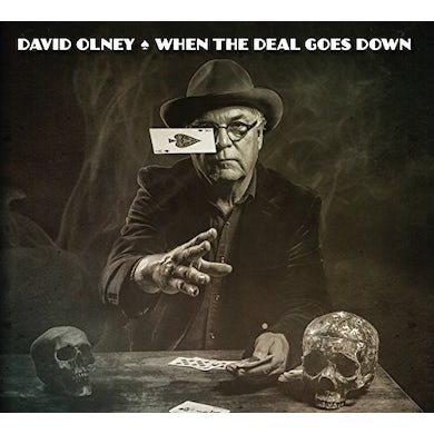 David Olney WHEN THE DEAL GOES DOWN CD