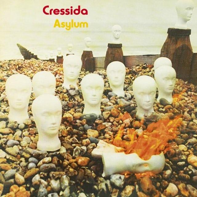 Cressida ASYLUM CD