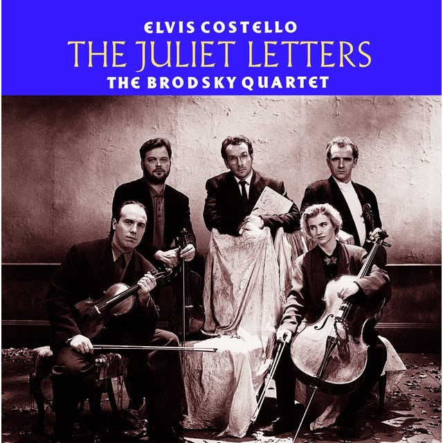Elvis Costello JULIET LETTERS Vinyl Record