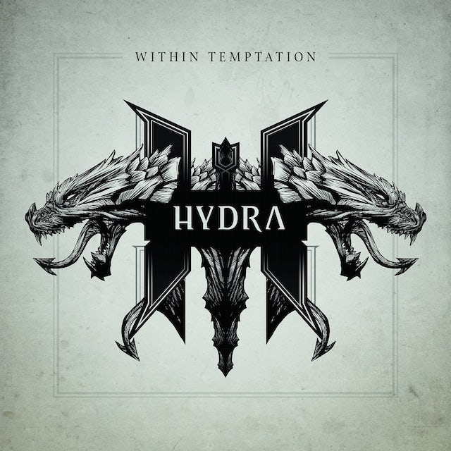 Within Temptation HYDRA MEDIA BOOK TOUR EDITION CD