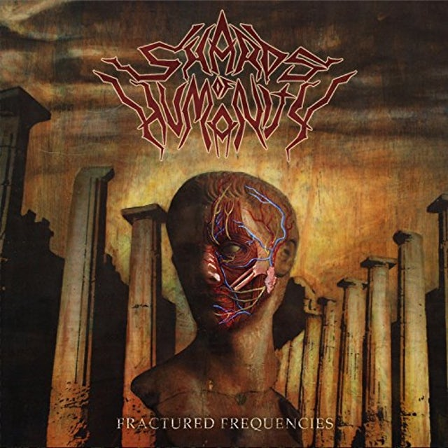 Shards of Humanity FRACTURED FREQUENCIES CD
